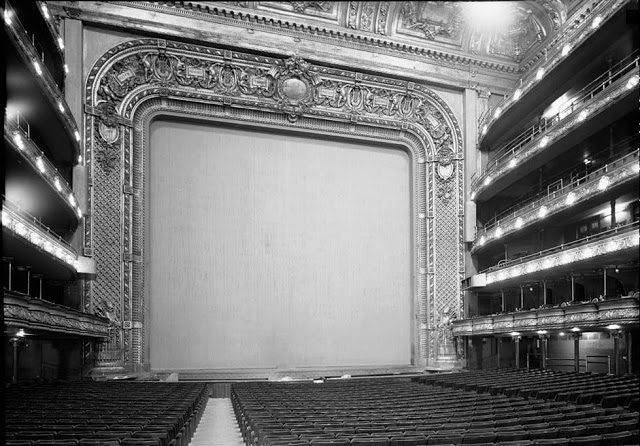 opera house stage