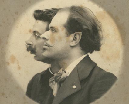 Pau Casals- Enric Granados